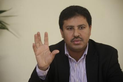 حامي الدين رئيس منتدى الكرامة لحقوق الانسان - ارشيف