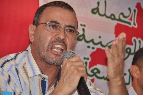عبد العزيز أفتاتي نائب برلماني عن حزب العدالة والتنمية - ارشيف
