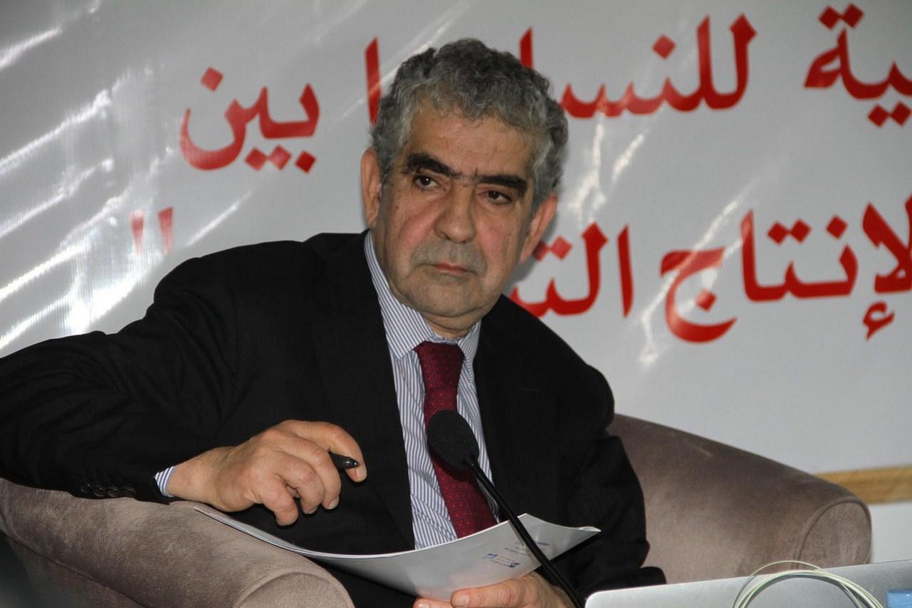 ادريس اليزمي رئيس المجلس الوطني لحقوق الانسان - ارشيف