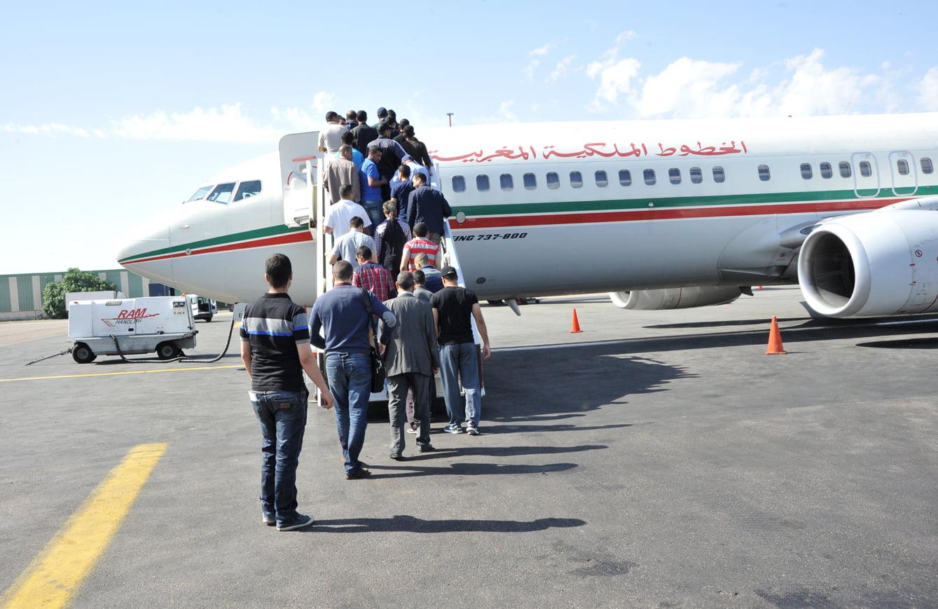 المغرب يستأنف الرحلات الجوية من وإلى المملكة المغربية ابتداء من الثلاثاء